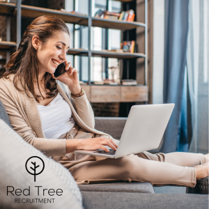 Red Tree Remote Working